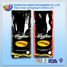 Chinese wholesale drip coffee beans bag with valve