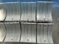 Twin shaft mixers spares