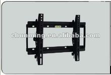 Universal Flat Panel Mount,Tilting 3D/LED TV Wall Bracket,LCD Plasma Steel Wall Support For 19'' to 37''