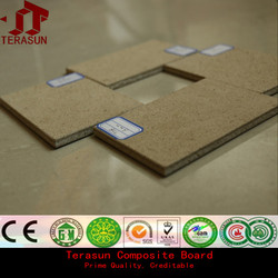 CE approval class A1 incombustible cement particle board