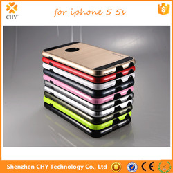 wholesale china VERUS 2 in 1 Hybrid Armor TPU PC Case Back Cover For iphone 5 5s