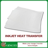 wholesale Qinyi inkjet transfer paper for light T-shirt