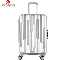 2015 new product girls colorful hard travel trolley luggage with aluminium frame