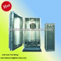 plastic metallizing machine plastic coating
