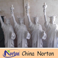 garden resin statue of liberty NTRS090S