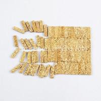24K gold plated agate druzy gemstone beads,Wholesale flat druzy cabochon