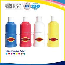 Good price colorful kids landscapes paint acrylic