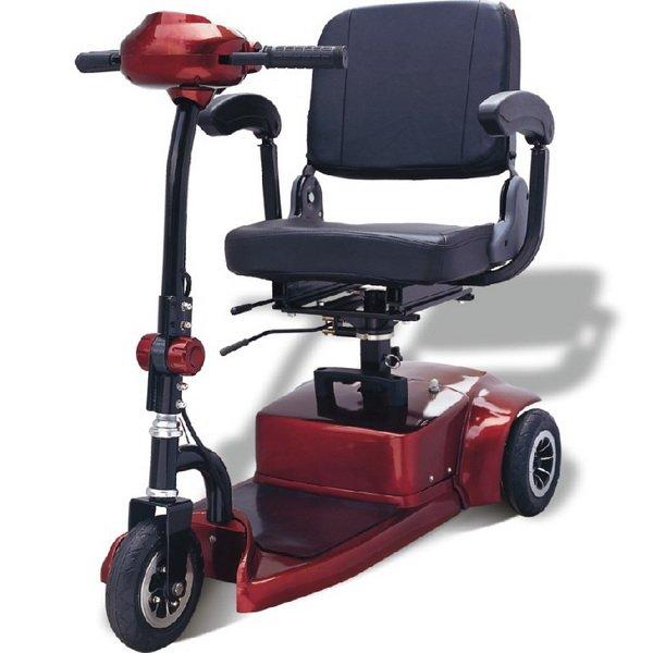 Tres ruedas precio barato silla de ruedas el ctrica para la venta dl24250 1 con el certificado - Precios sillas de ruedas electricas ...