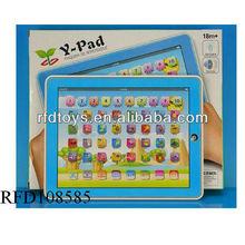 Kids touch screen Ipad learning laptop /ipad learning machine(spanish)