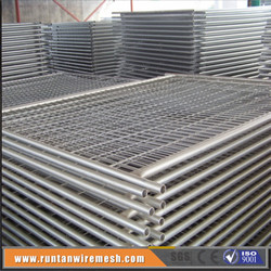 factory sell industrial style temporary fence panels ideal for events