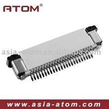Consumer products 0.5mm ffc FPC Connectors 1-60Pin SMT SIDE ENTRY TYPE FPC Connectors