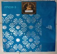 The best quality in China embroidery Regular headtie /sego gele headtie /women geles FFN210-3