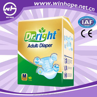 Hot Sale Super Absorbent Adult Diapers high quality good care of old people
