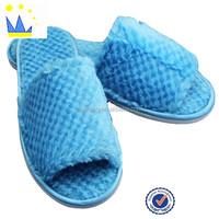 2013 close-toe colorful hot-selling bulk production indoor slipper