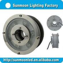 12V 6W LED underwater light IP68