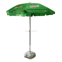 Commom umbrella parts, cheap advertising umbrella, outdoor furniture