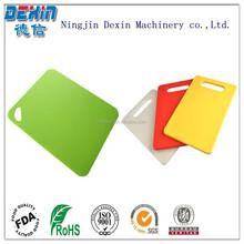 Plastic thin chopping board/plastic cutting board