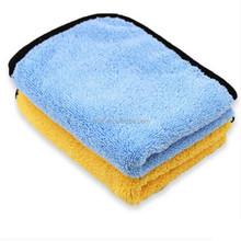 "Car Buffing Polishing Plush Microfiber Towel 1000GSM 16""X16"""