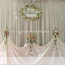 2012 RK pipe & drape for wedding, party and hotel