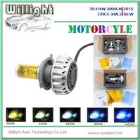 3S CR-EE XML2 LED motorcycle headlight kits