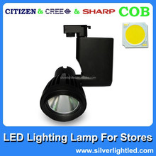 25w led track spot lamp high-end led lights