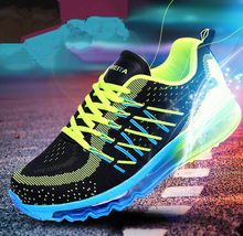 2015 Hot Sale Max Sports Shoes Air Cushion Shoes For Men