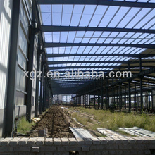 prefab steel structure warehouse building plans
