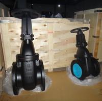 valve stem pressure cap gate valve ANSI-125/150