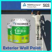 China chemicals products water based wall art painting