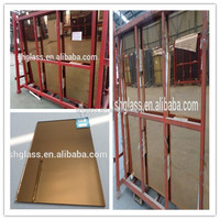 Building Glass Sheet in Shahe Factory /Building Made of Glass