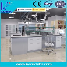 Flexible Durable epoxy resin lab bench top with good appearance