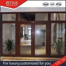 Heavy lift&sliding door,aluminum and wood sliding door