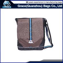 OEM manufacturer high quality mens fashionable shoulder long strip bag
