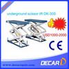 Automotive hydraulic heavy duty lifting machine