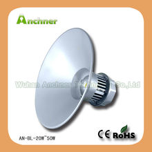 40w led high bay&low bay lighting manufacturer price 45/90/120 degree