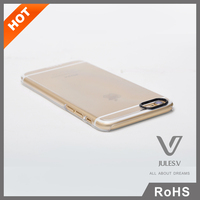 Transparent Ultra Thin Pc Back Cover For Iphone 6 6 plus, Cheap Cell Phone Cases For Iphone 6 6 plus