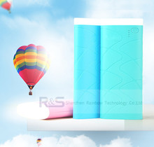 Travel /outdoor / power off Portable with Lamp mini Power Bank portable charger with wholesale price
