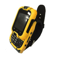 Top Sale Unique Qwerty Keyboard Slider Cell Phone Watch With Bluetooth/Dual SIM Card/TF-Card Wrist Smart Watch Phone