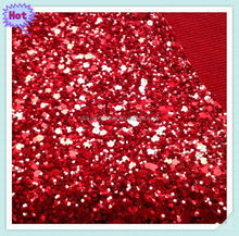 Sparkle tv background wall decor, Glitter fabric wallpaper,GLITTER FABRIC