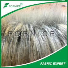 high quality long pile artificial chinchilla fur wholesale
