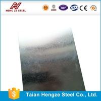 Fire resistant galvanized steel sheet / Galvanized sheet metal prices