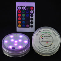 For all the events Waterproof 10 SMD LED flower vase led light