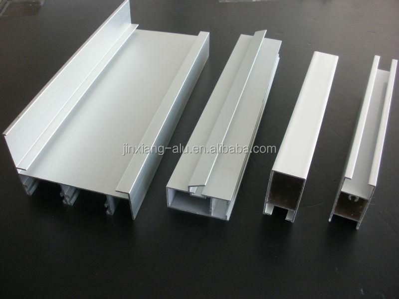 Estrusione di profili in alluminio per porte e finestre - Profili alluminio per finestre ...