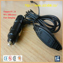 5v 2a car cigarette lighter cable cigar cable in other wires car charger