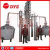 500L commercial alcohol distilling equipment vodka distillery