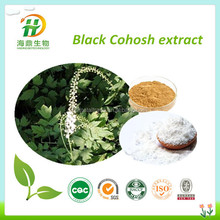 2.5%-5% Triterpen Saponine Black Cohosh Extract