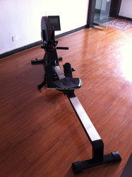 rower machine 16 level electrical resistance rowing exercise equipment RM3065