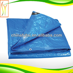 made to order tarpaulin fireretardant double side aluminium foil lamianted pe woven fabric