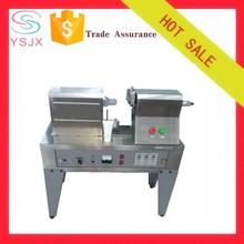 Ultrasonic cosmetic tube sealing machine