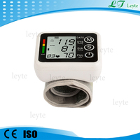 Jzk002A wrist watch digital blood pressure monitor